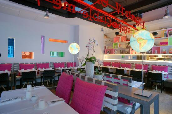 Bel Ami Hotel: BA restaurant