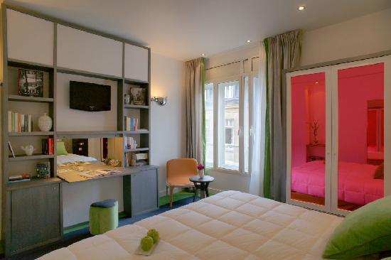 Bel Ami Hotel: Chambre hôtel Bel Ami