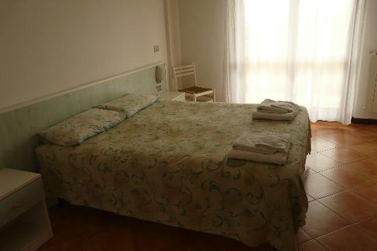I Cieli di Roma: camera da letto