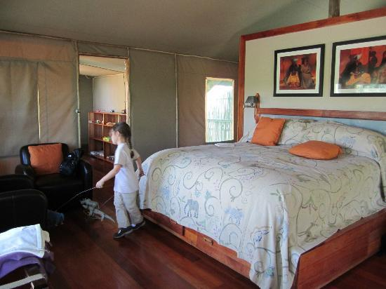 Wilderness Safaris Seba Camp : Mistress Suite
