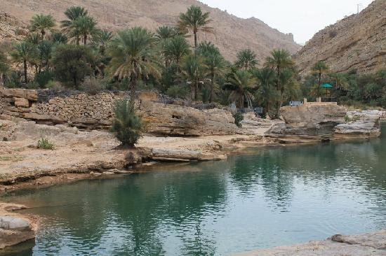 Ash-Sharqiyah Governorate, Oman: Wadi Bani