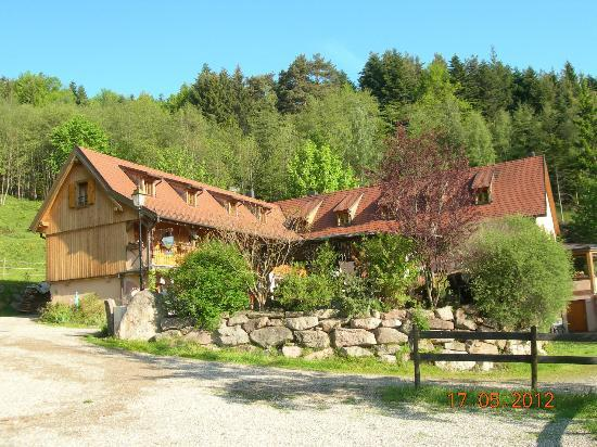 Hotel Auberge du Melkerhof : merveilleux endroit