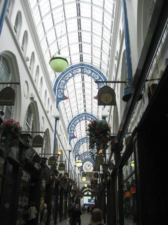 Thornton's Arcade : Thornton Archade