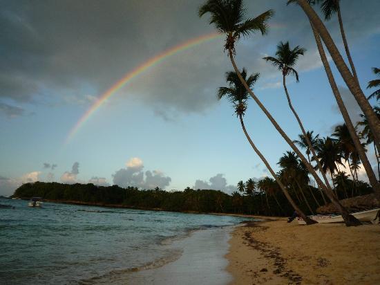 Chalet Tropical Village: радуга