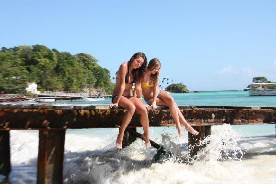 Chalet Tropical Village: .