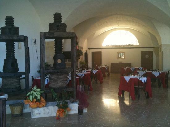 Scalilla - L'Agriturismo : Interno del Ristorante