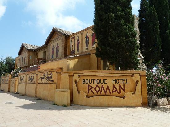 رومان بوتيك هوتل: The Hotel