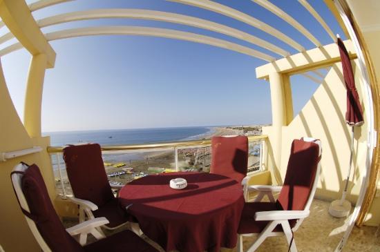 Atlantic Beach Club : Zimmeraussicht