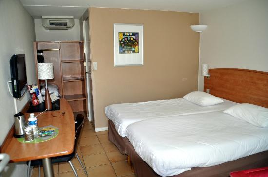 Kyriad Avignon - Centre Commercial Cap Sud : unser Zimmer