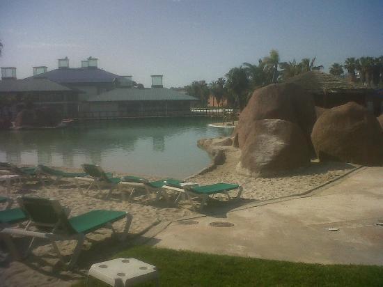 PortAventura Hotel Caribe: Piscina