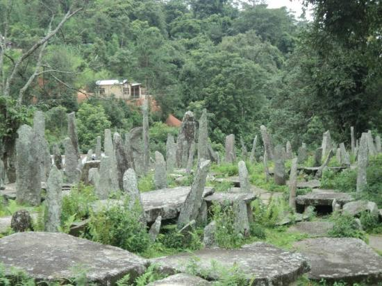 Jowai, Índia: summer palace jaintia hills