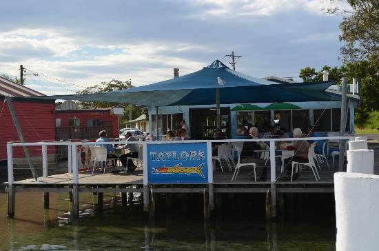 Taylors Seafood Cafe