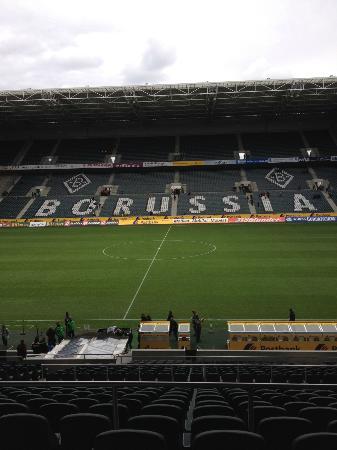 Borussia-Park: Wer hat hier Heimrecht ?