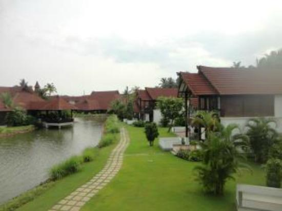 The Lalit Resort & Spa Bekal: Vew from the room