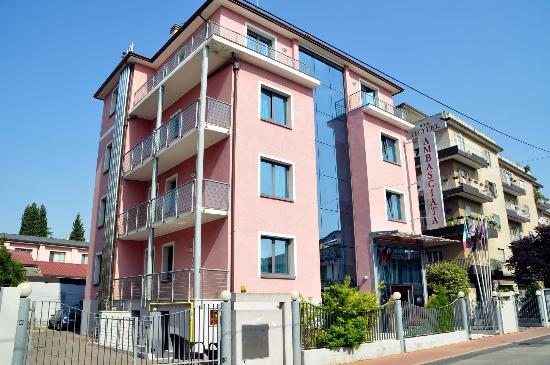 Hotel Ambasciata: das Hotel