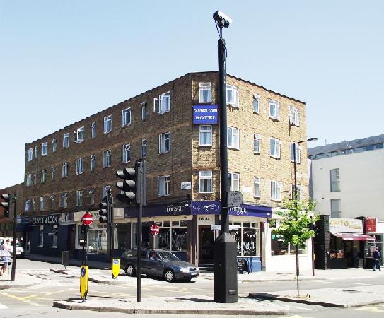 Camden Lock Hotel : Outside photo
