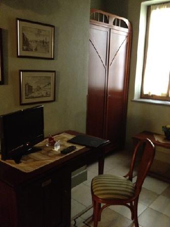 Hotel Della Robbia: camere elegantemente arredate