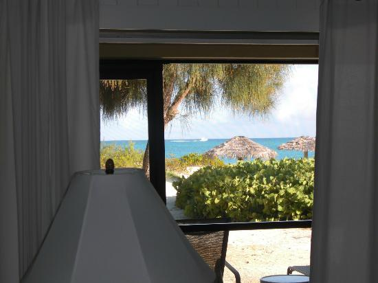 The Meridian Club Turks & Caicos: Woke up to this view from the room
