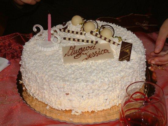 Torta compleanno mio   Picture of Pasticceria Cortinovis, Ranica