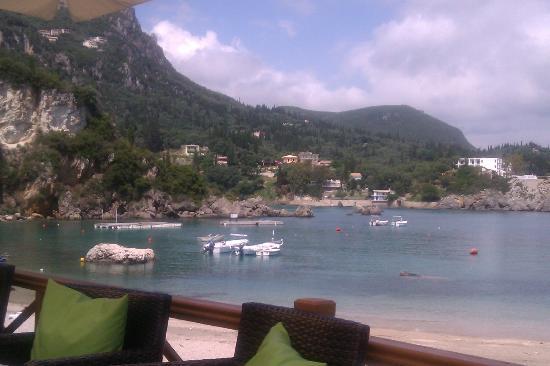 Odysseus Hotel: Alipa Beach