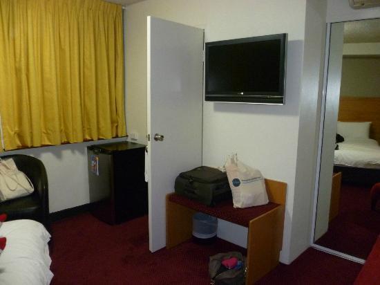 Arts Hotel : Bedroom