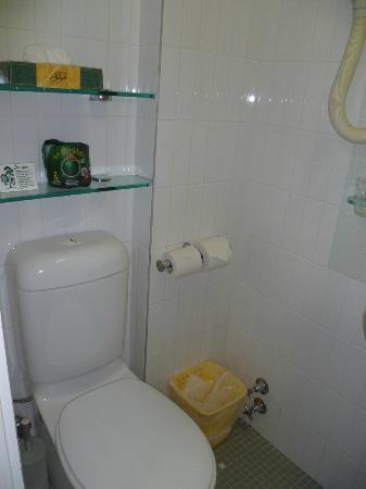 Arts Hotel : Toilet