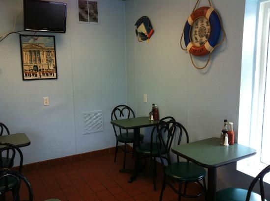 Royal Fish & Chips: Don't expect ambiance