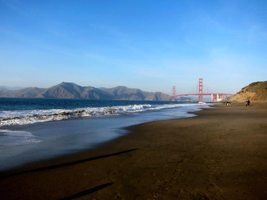 Baker Beach: Beautiful view
