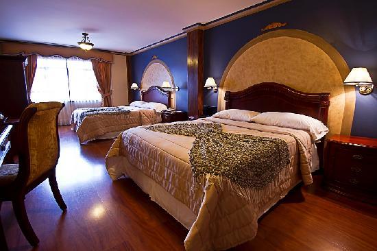 Hotel San Juan : Twin