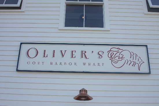 Oliver's at Cozy Harbor: Olivers