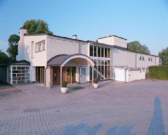 Villa Kallhagen: Entrance