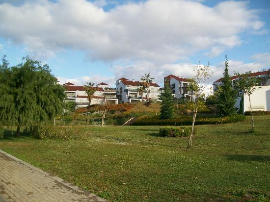 Sol Andalusi Health & Spa Resort : View