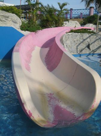 Leoland Water Park: Kiddy slide