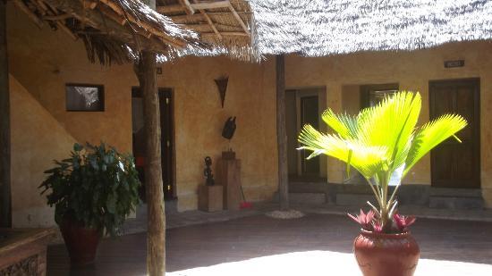 Dhow Inn : interior