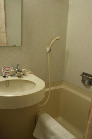 Hotel Marix Lagoon: Bath room