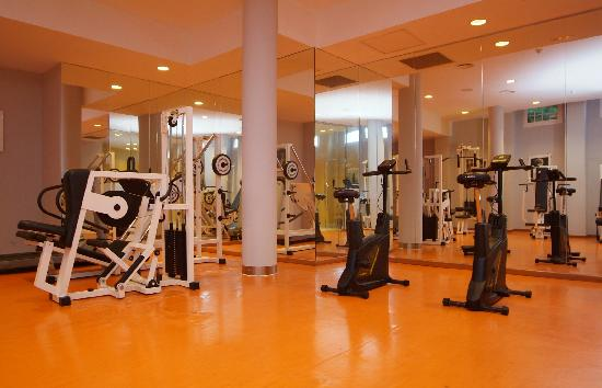 Grupotel Playa Club: Gimnasio