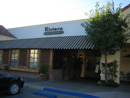 Riviera Restaurant and Lounge exterior