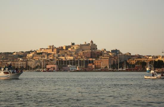 Ca' del Sol: Port of Cagliari