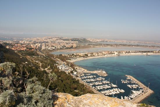 Ca' del Sol: Cagliari's beach Poetto