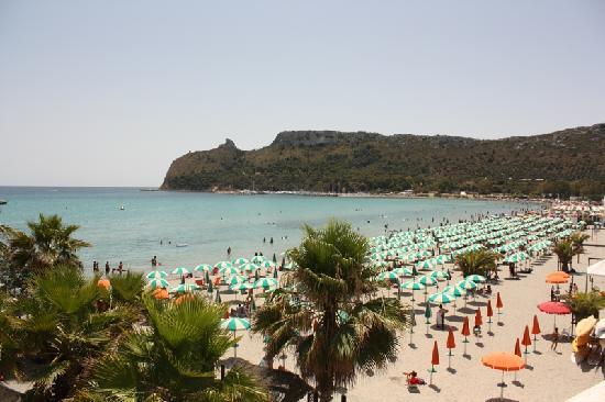 Ca' del Sol: Poetto the beach of Cagliari at just 4Kms far from Ca del Sol