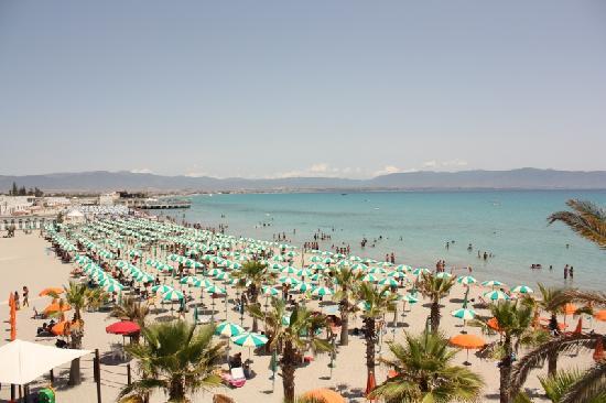 Ca' del Sol: Cagliari's beach
