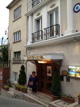 Antis Hotel Istanbul Tripadvisor