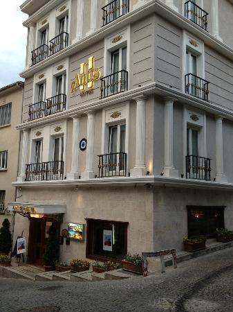 antis hotel istanbul