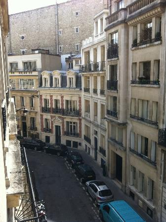 Hotel Duret: View from the room