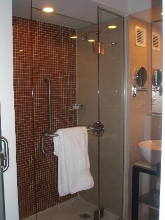 Doubletree by Hilton San Juan: The spa like bathroom