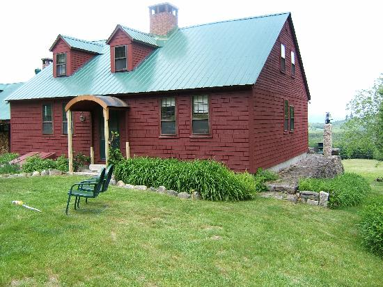 Brookhirst Farm Bed & Breakfast: Guest Quarters - You are the only guest at any one time.
