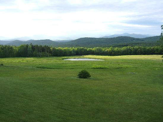 ‪‪Brookhirst Farm Bed & Breakfast‬: Back yard - 30 acres with View of the Presidential Range.‬