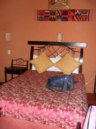 Koyllur Inn: Mi habitación