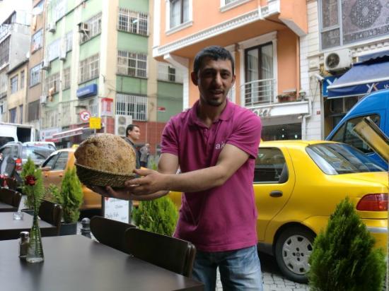 Aker Cafe Restaurant: nice waiters in restaurant istanbul