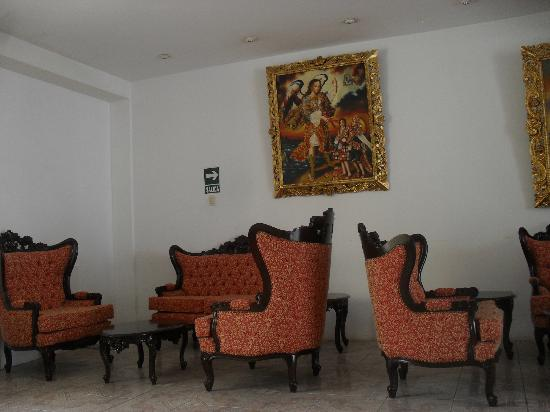 Koyllur Inn: Descanso